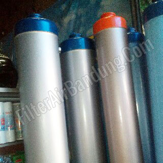 filter air rumah kontrakan